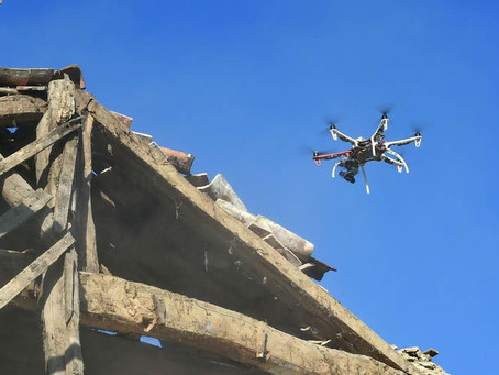Firefighters Continue to Embrace Drones as Latest Tool to Help Save Lives
