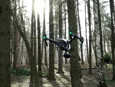 CASE STUDY: SWAT Team Uses Drone to Locate Suspect in Woods