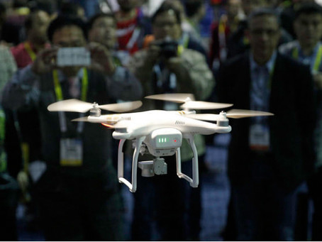 2016 Looks to Mark Record Year for Drone Sales Highlighting Industry Growth