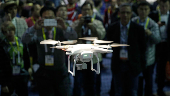 2016 Record Year for Drone Sales