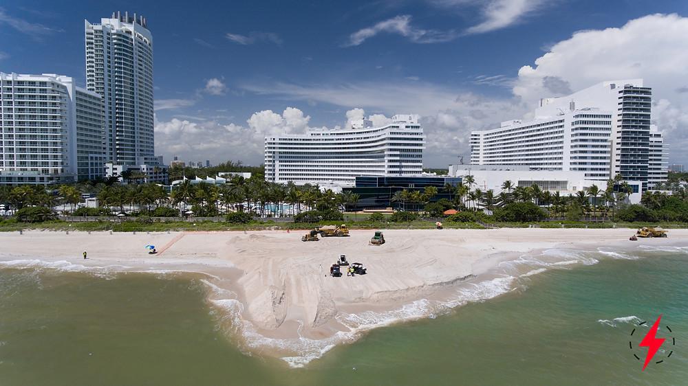2016 Miami Beach Restoration Project