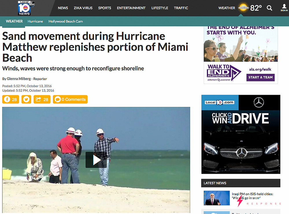 Airborne Response Featured on WPLG Local 10 News ABC Miami