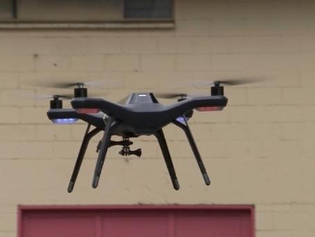 CASE STUDY: Police use Drone for Crime Scene Analysis Surveys