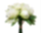 silk, artificial, wedding, flowers, bouquet, sydney, white, pink, peony, peonies