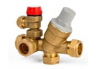 Combined Water Inlet Safety Valve Group       PRODUCT CODE - ADVWIG2222
