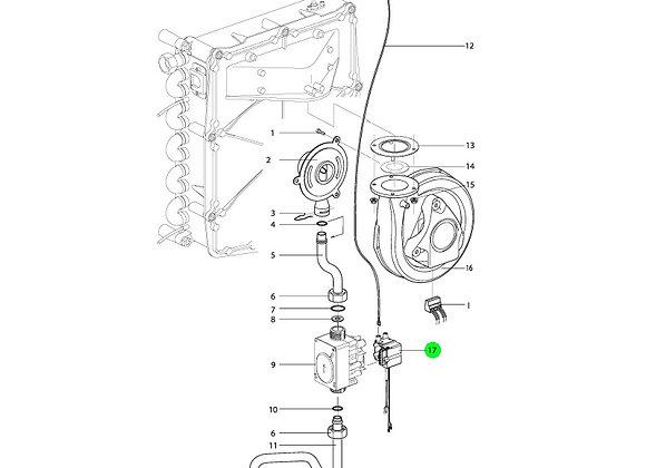 INTERGAS Ignition Module Siemens TQG33 PRODUCT NO - 801477