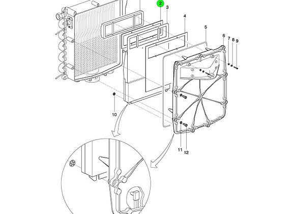 Intergas Burner Sealing Gasket  PRODUCT NO - 877847)