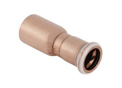Geberit Mapress 62309 reducer 28 x 22mm Copper