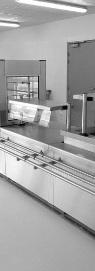 Cuisine Centrale de l'école Henri Serment - Bellegarde