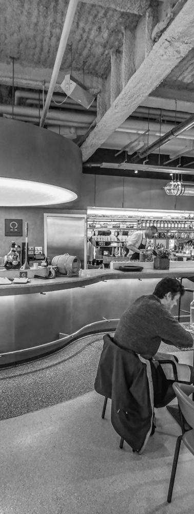Restaurant Champeaux / Alain Ducasse - Les Halles, Paris