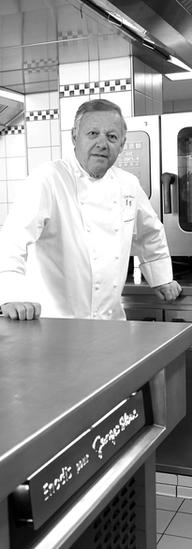 Vonnas / Chef Georges Blanc ***