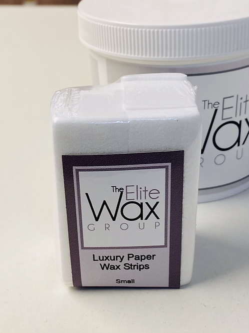 Luxury Paper Wax Strips
