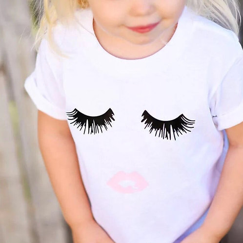 Lashes & Lips T-Shirts