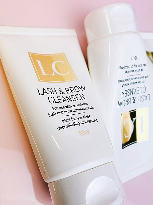 2 BOTTLE CLEANSERS £15