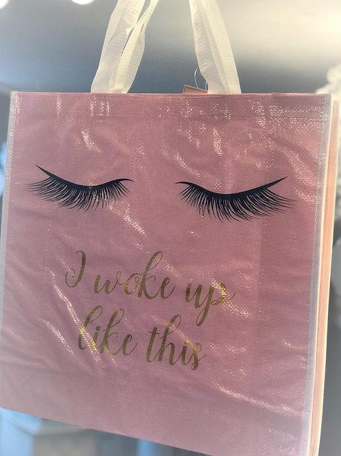 Large Lash shopping Bag