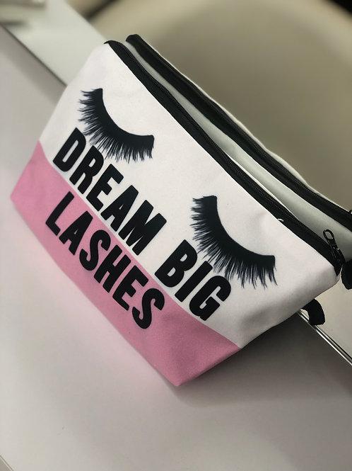 Dream Big Lashes Bags