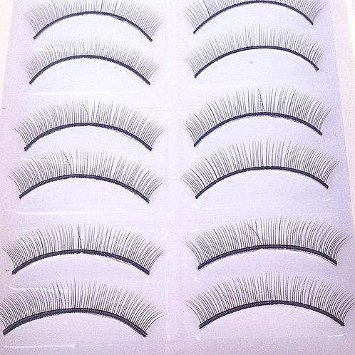 Training lashes