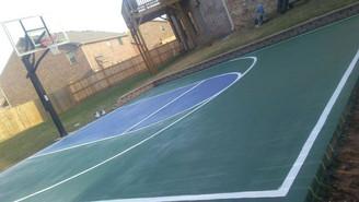 Basketball course