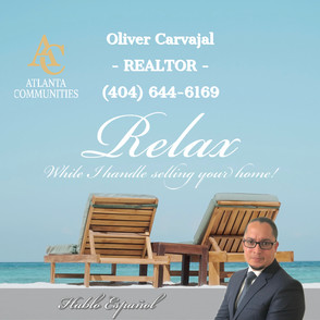 Relax while I sell your house