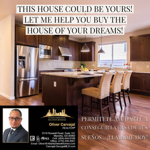 Let me help you buy the house of your dreams!