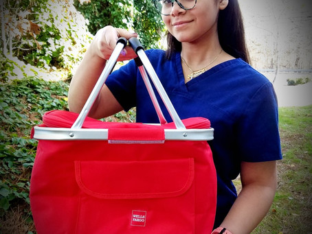 You could win this insulated picnic bag!