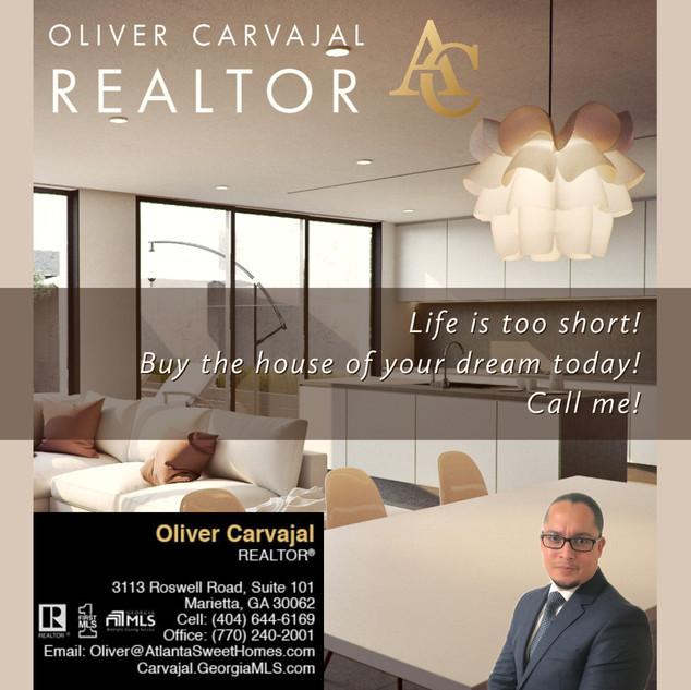 Oliver Carvajal Realtor