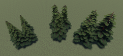 Tree varients