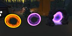 Portal effects