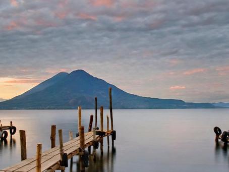 Image of the Week: Lake Atitlán, Guatemala
