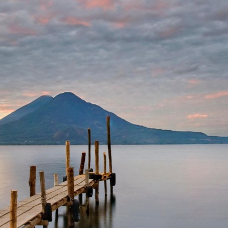 Image of the Week: Lake Atitlán, Guatemala