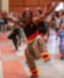 Ateleir de danse guinéenne avec Mohamed Mara, Productions Marie Chevrier