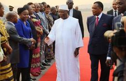 Congo – Mali : Visite de travail du président Boubakar Keita à Brazzaville