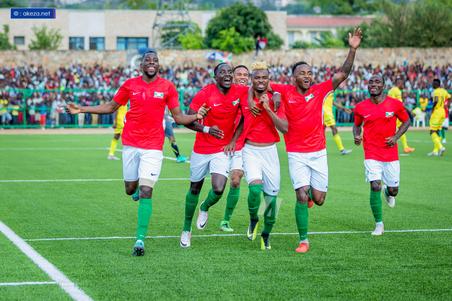 BURUNDI / CAN 2019 : LE PAYS OBTIENT SON TICKET POUR LA COMPÉTITION