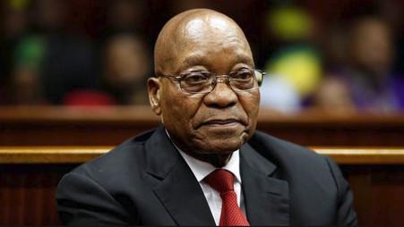 AFRIQUE DU SUD /  CORRUPTION  ZUMA MIS EN CAUSE PAR UNE ANCIENNE DÉPUTÉE
