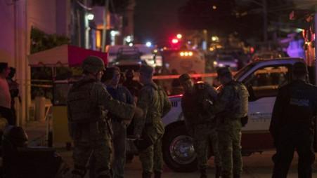 MEXIQUE / ATTAQUE ET L'INCENDIE D'UN BAR : AU MOINS 25 MORTS DANS L'ÉTAT DE VERACRUZ