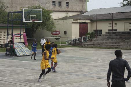 BURUNDI / BASKETBALL FÉMININ : AIGLE NOIR ET GAZELLE EN MATCH AMICALE