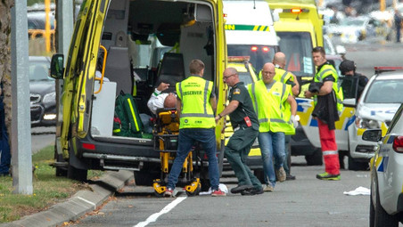 NOUVELLE ZÉLANDE / FUSILLADES DANS 2 MOSQUÉES : LE BILAN S'ELEVE DÉSORMAIS A 49 MORTS