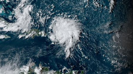 USA / OURAGAN DORIAN : LA FLORIDE PLACÉE EN ÉTAT D'URGENCE.