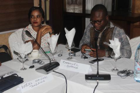 CONGO BRAZZAVILLE / UNION AFRICAINE :  ATELIER DU RÉSEAU DES JOURNALISTES DU PIDA