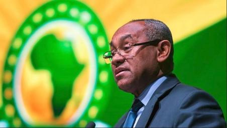 CAF / CAMEROUN 2019  AHMAD AHMAD TOUJOURS PERPLEXE