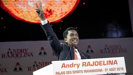 Présidentielle Malgache: Les résultats partiels donnent vainqueur Andry Rajoelina