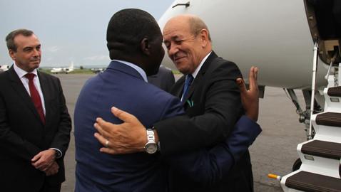CENTRAFRIQUE: TOUADERA SE SEPARE DU PRO-FRANÇAIS CHARLES ARMEL DOUBANE