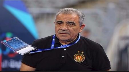 TUNISIE / FOOTBALL FAOUZI BENZARTI  DE NOUVEAU  SÉLECTIONNEUR NATIONAL