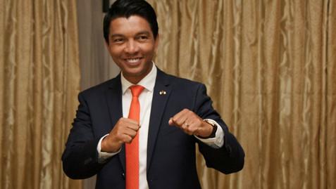 Madagascar / présidentielle 2018 : la justice valide la victoire de Rajoelina à la présidentielle