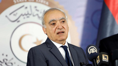 LIBYE :LES LIBYENS EXIGENT LE DEPART DU REPRESENTANT DES NATIONS UNIES