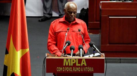 ANGOLA / DÉTOURNEMENT DE FONDS : JOSÉ FILOMENO DOS SANTOS EN PRISON