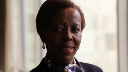 FRANCOPHONIE LA RWANDAISE LOUISE MUSHIKIWABO GRAND FAVORI DE L'ÉLECTION