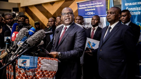 RDC: La Ceni reporte les élections au 30 décembre prochain.