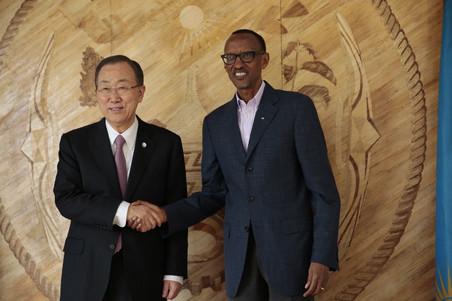 RWANDA / 73EME A.G DE L'ONU : MOINS DE « MEDIATIONS EXTERIEURES » EN AFRIQUE POUR KAGAME