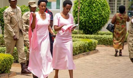 RWANDA: DIANE RWIGARA ET SA MÈRE  INNOCENTÉES